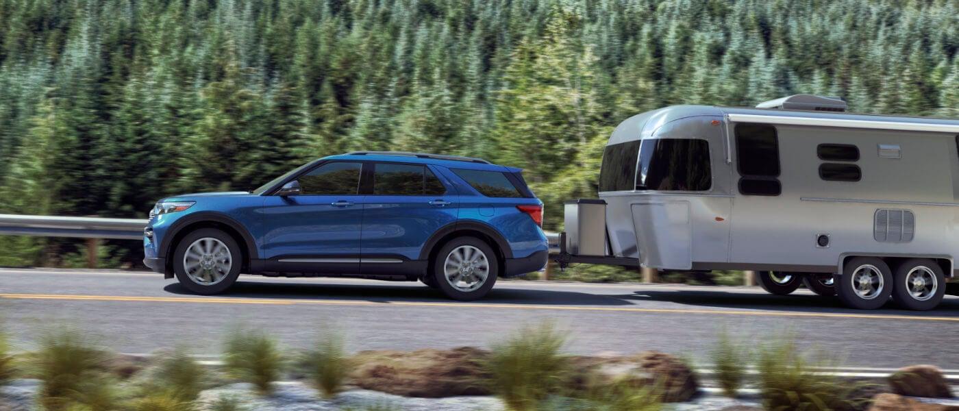 2020 Ford Suv Towing Capacity Escape Explorer Edge More