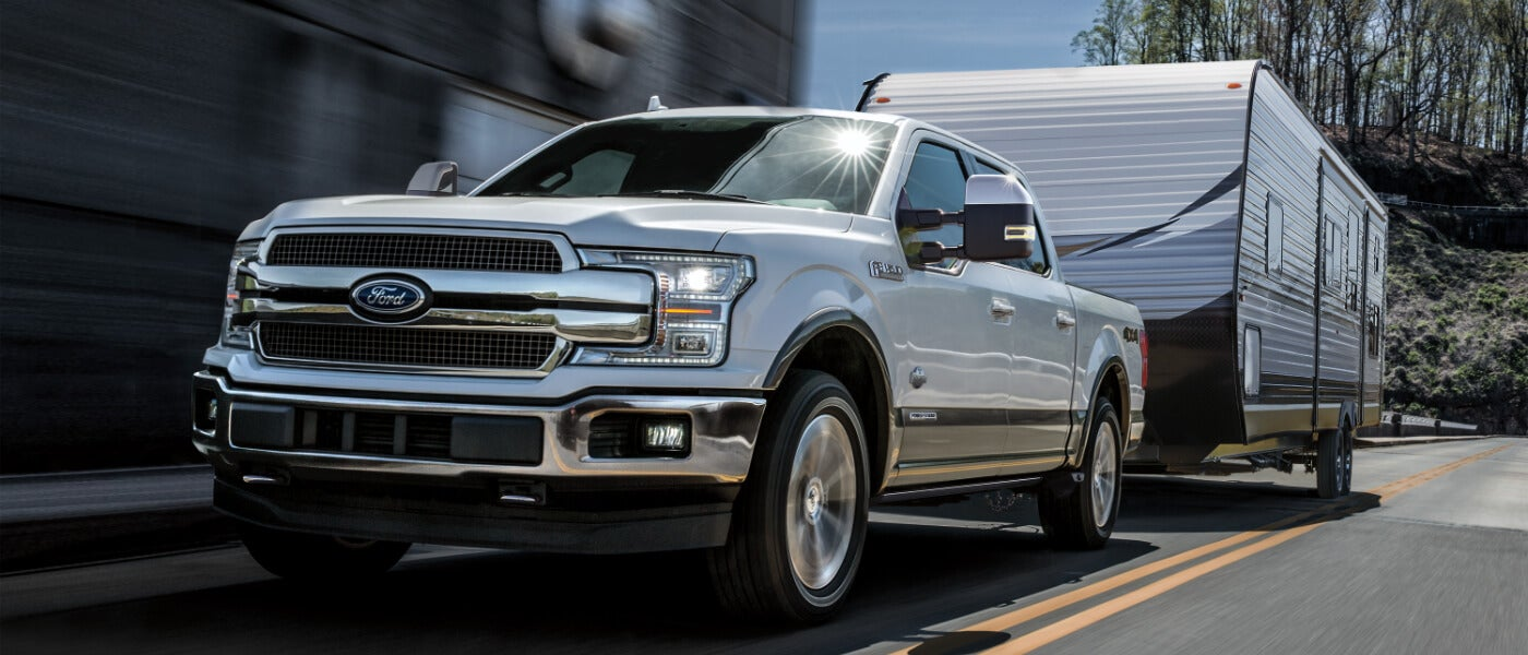 New Ford F 150 Towing Payload Capacity Available Engine Options Packages 2020 2019 Models